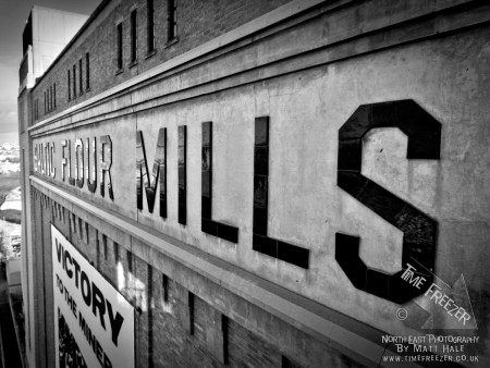 Baltic Flour Mill Gateshead Photo