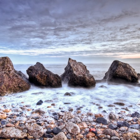 Trow Rocks South Shields Photo